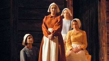 "What Truths Come Out When the Adults Leave the Girls Alone in ""The Crucible?"""