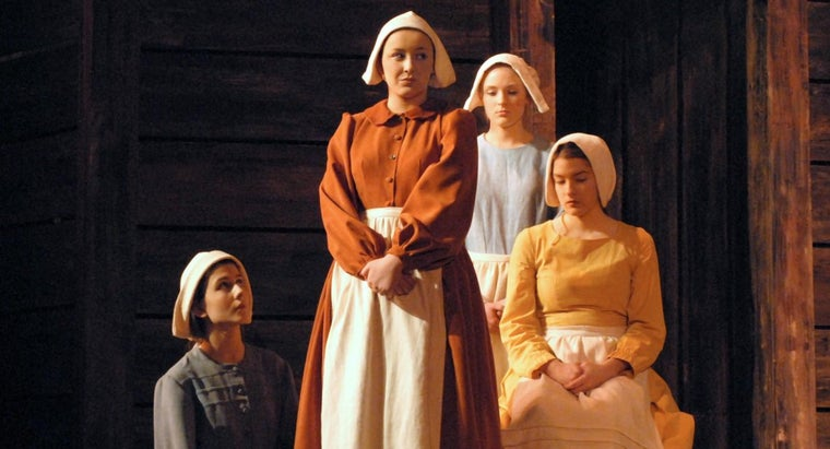 """What Truths Come Out When the Adults Leave the Girls Alone in """"The Crucible?"""""""