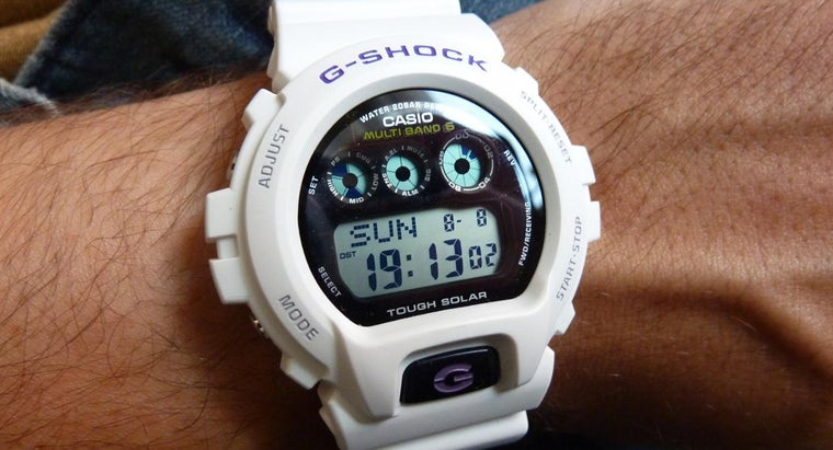 How Do You Turn Off the Alarm on a G-Shock Watch?