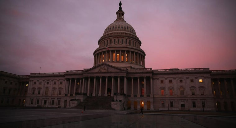 What Two Houses Make up Congress?