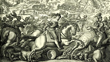 What Two Major Powers Emerged at the End of the Thirty Years' War?