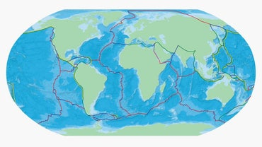 What Are the Two Types of Tectonic Plates?
