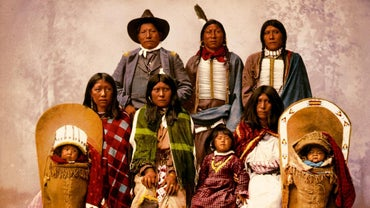What Type of Clothing Did Native Americans Wear?