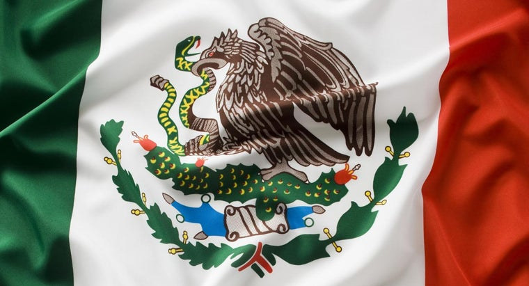 What Type of Eagle Is on the Mexican Flag?