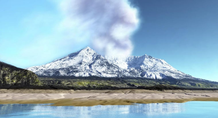 What Type of Plate Boundary Is Mount St. Helens?