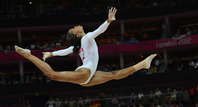 What Type of Training Did Gabby Douglas Receive?