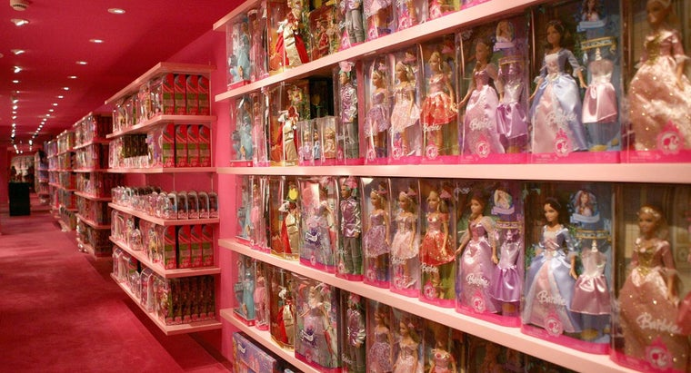 What Are All the Types of Barbies?