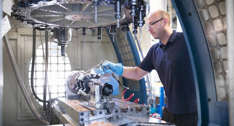 What Are Types of CNC Machines?