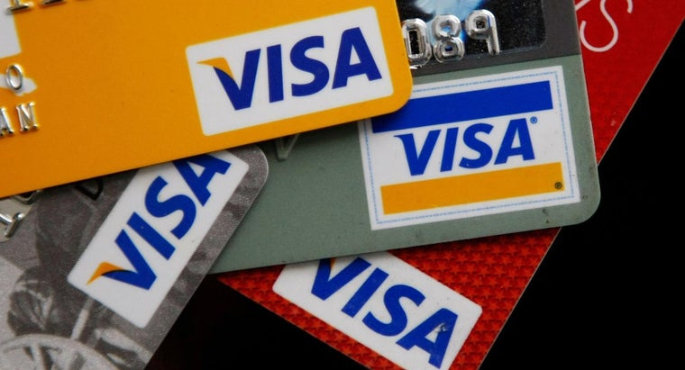 What Types of Credit Cards Does Visa Offer?