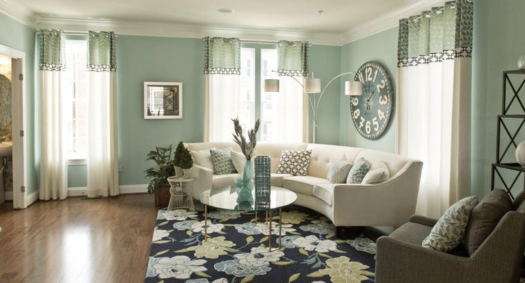 What Are Some Types of Living Room Interior Design?