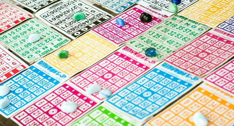 What Are Types of Bingo Games?
