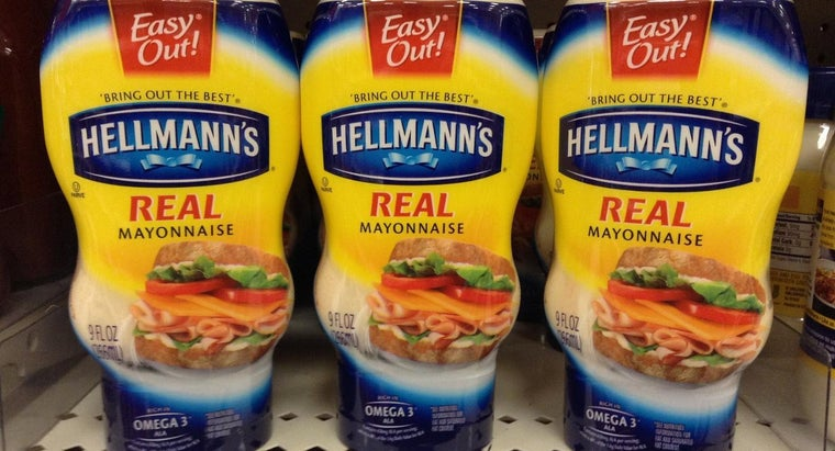 What Types of Products Are Sold by Hellmans?