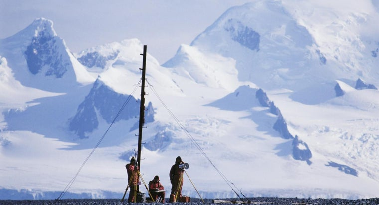 What Types of Things Do Scientists Study in Antarctica?