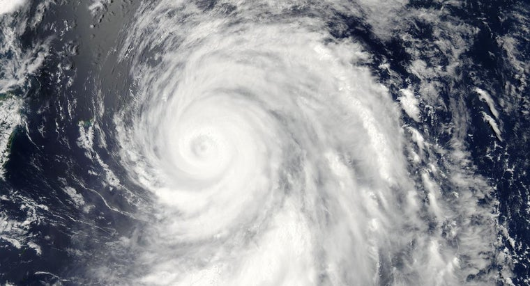 How Do Typhoons Form?