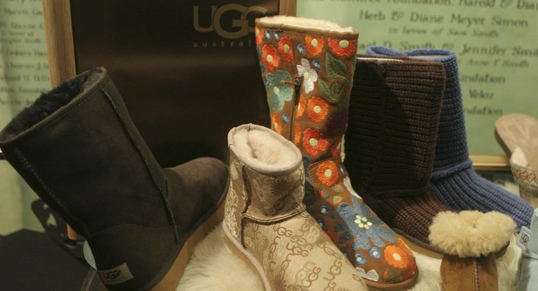 From What Are UGGs Made?