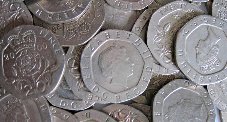 Where Do You Take an Undated 20 Pence Piece to Determine Its Monetary Worth?