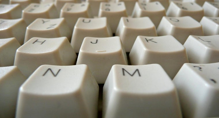 Where Is the Underscore Key on a Computer Keyboard?