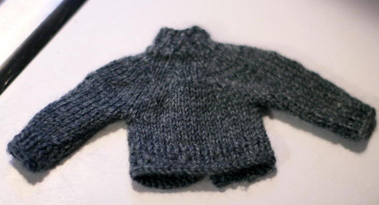 How Do You Unshrink a Wool Sweater?