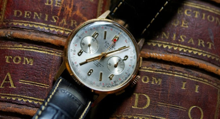 How Do You Use a Chronograph Watch?