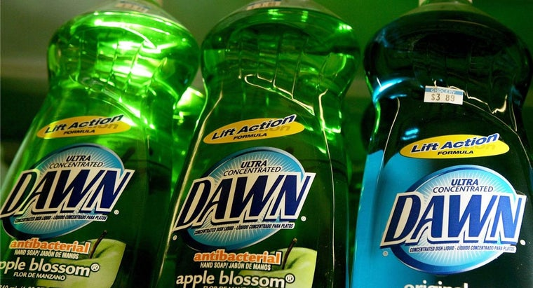 What Are Some Uses for Dawn Dish Soap?