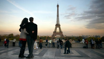 What Does a Valentine's Day Dinner Cost at the Eiffel Tower?