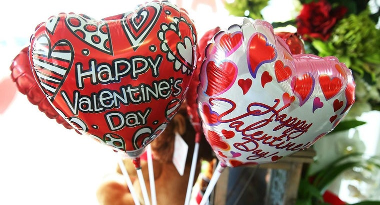 When Was Valentine's Day First Celebrated?
