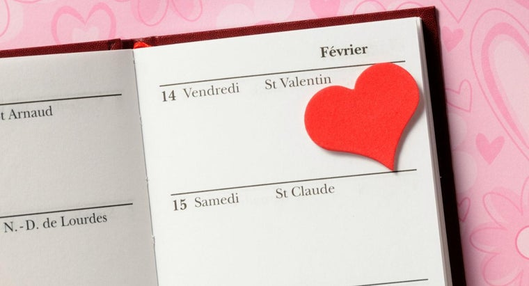 What Valentine's Day Tradition Was Banned in France?
