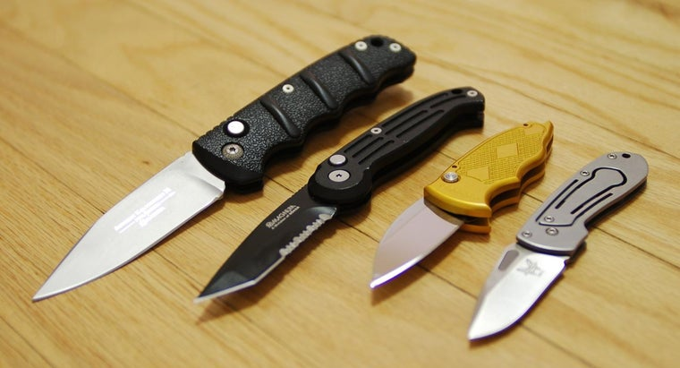 What Are Some Valuable Items to Knife Collectors?