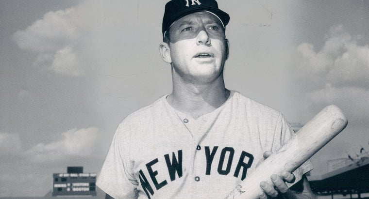What Is the Value of a Mickey Mantle Autograph?