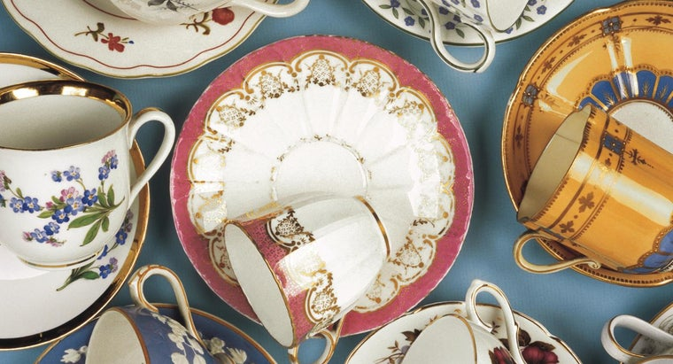 What Is the Value of Antique Tea Cups?