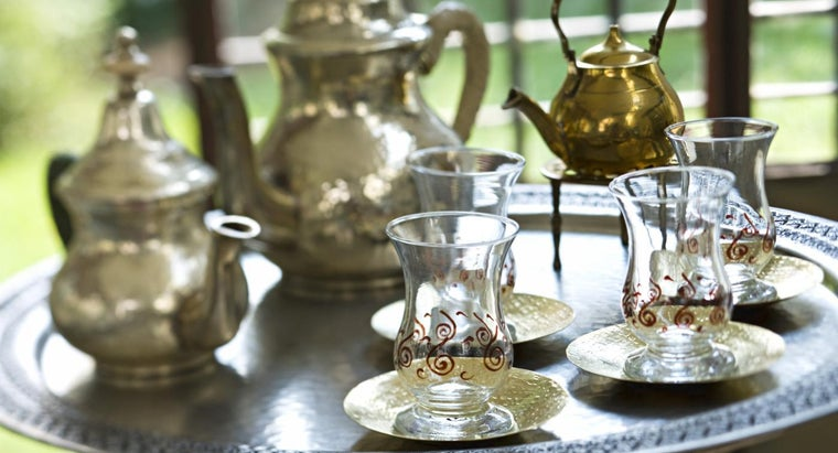 What Is the Value of a Silver Teapot, Creamer and Sugar Set Marked WM Rogers 800?