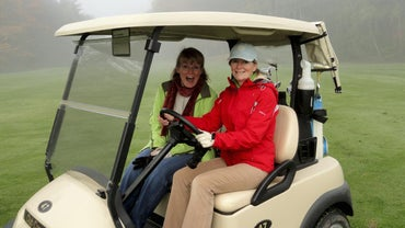 How Do You Find the Value of a Used Golf Cart?