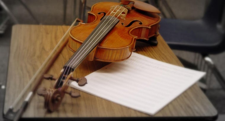 How Does a Violin Produce Sound?