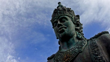 What Does Vishnu Hold in His Hands?