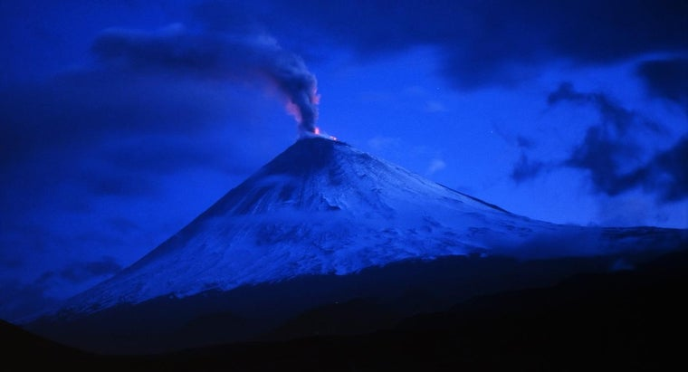 What Is a Volcano Called That Erupts Regularly?