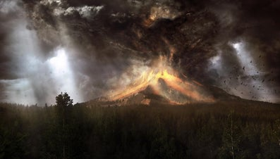 How Do Volcanoes Affect the Environment?