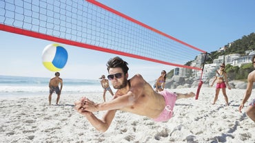 How Does Volleyball Help Your Body?