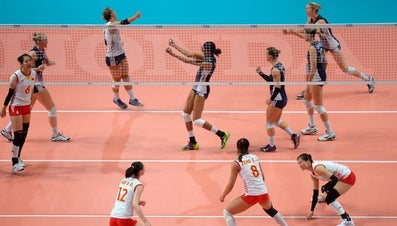 What Are the Volleyball Rules About Rotations?