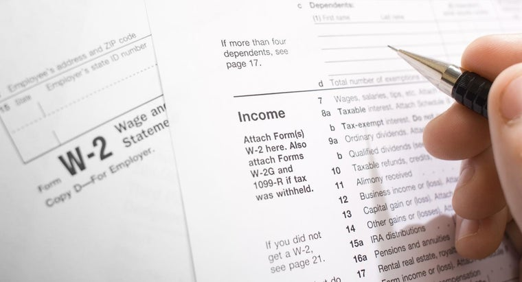 When Are W-2s Mailed Out?