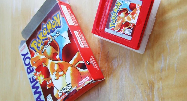 """How Do You Walk Through Walls on """"Pokemon Fire Red""""?"""