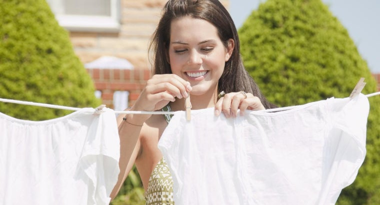 How Do You Wash Fiberglass Out of Clothing?