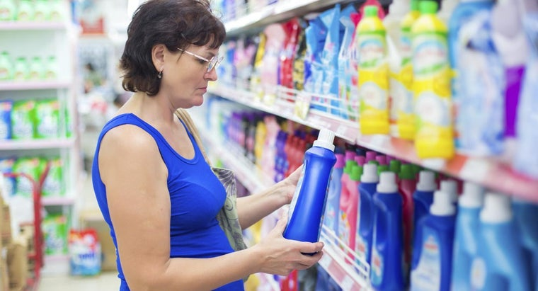 What Is Washing Powder Made Of?