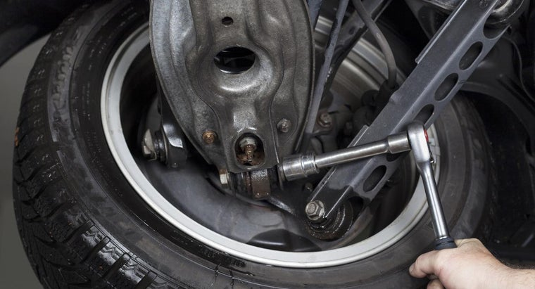 What Are Ways to Tell If Shock Absorbers Are Bad?