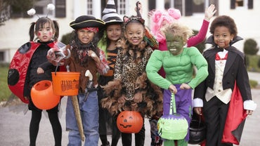 Why Do We Wear Costumes on Halloween?