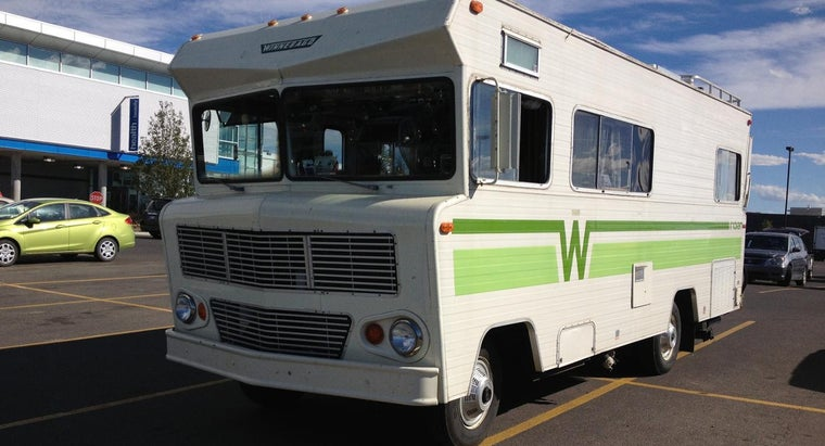 What Websites Sell Parts for Winnebago RVs?