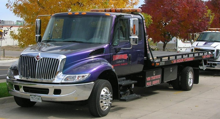 What Websites Sell Used Tow Trucks?