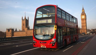 What Is the Weight of a Bus?