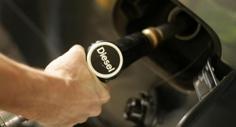 What Is the Weight of a Liter of Diesel?