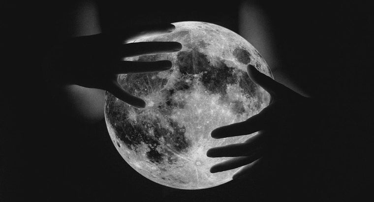 What Is the Weight of the Moon?