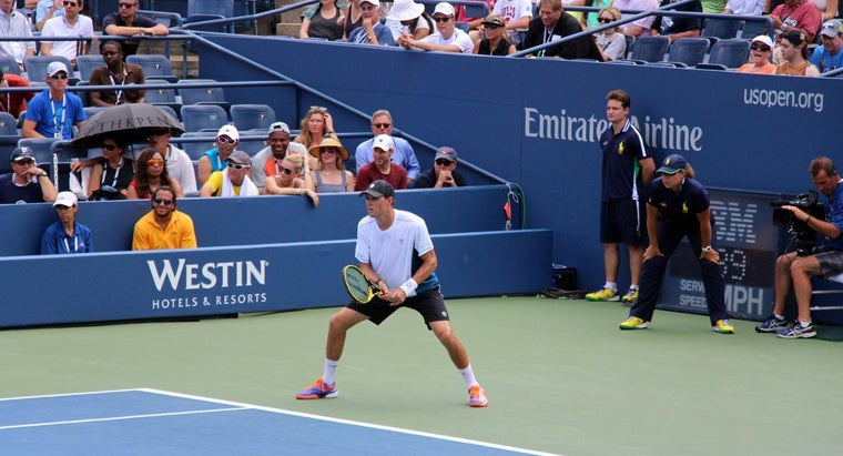 What Were the 2014 Men's Tennis Rankings?